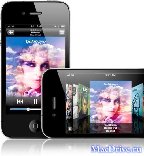Звук iPhone 4